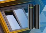 Ajax magneetcontact DoorProtect Plus met schok en tiltsensor