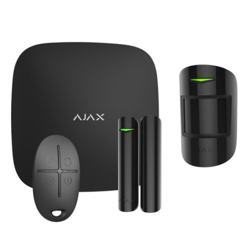 AJAX HUBKIT 4MP UNV Camera met NVR 2TB