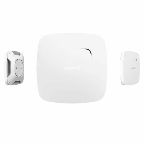 Ajax FireProtect Plus rook hitte CO melder