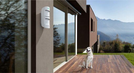 Ajax MotionProtect outdoor bewegingsmelder