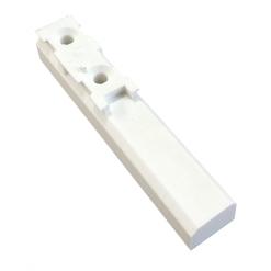 Wit opvulblokje voor de Ajax DoorProtect