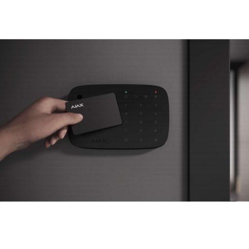 Ajax KeyPad Combi bedieningspaneel met Sirene