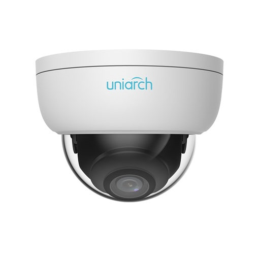 UNV Uniarch NVR kit met 4MP dome vandaal proof