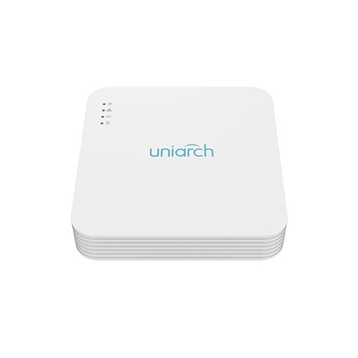 UNV Uniarch NVR kit met 2MP fixed dome