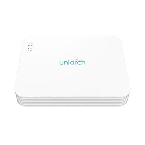 UNV Uniarch NVR 8 kanaals Network Video Recorder, creëer je eigen set!