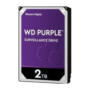 Harddisk WD Purple 2TB