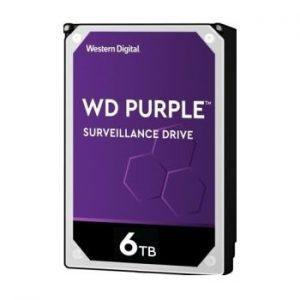 Harddisk WD Purple 6TB