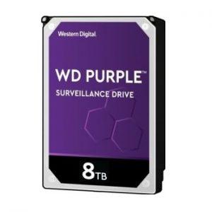 Harddisk WD Purple 8TB