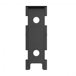 Magneet montageplaat Zwart Ajax DoorProtect