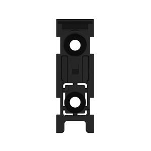 Ajax DoorProtect Sensor montageplaat Zwart