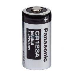 Panasonic Lithium CR123A 3V Industrial batterij