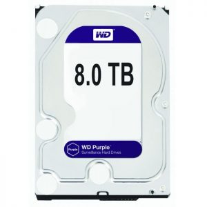 Harddisk WD Purple 8TB